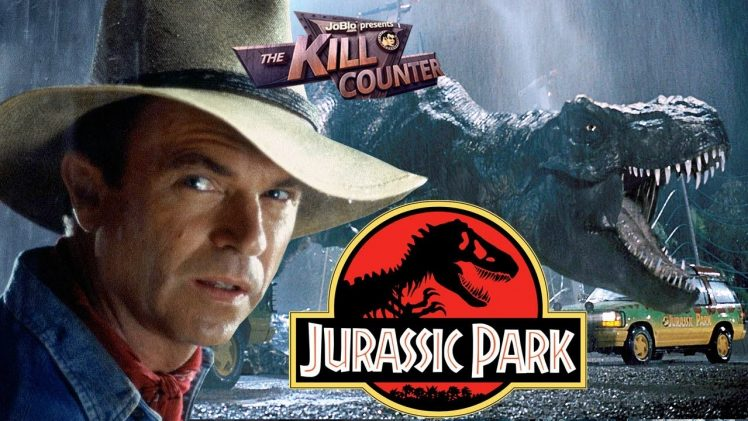 Jurassic Park movie review